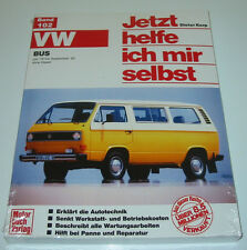 Reparaturanleitung VW Bus T3 Benzin / T 3 / Bulli / Baujahr 1979  - 1982 NEU!