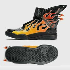 ADIDAS JEREMY SCOTT JS SHARK FLAME HI TOP SNEAKERS SHOES B26270 Mens Size 6.5
