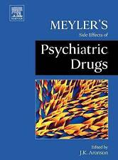NEW Meyler's Side Effects of Psychiatric Drugs