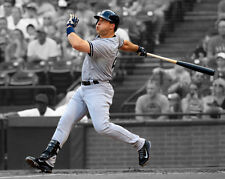 New York Yankees MARK TEIXEIRA Glossy 8x10 Photo Spotlight Print Poster