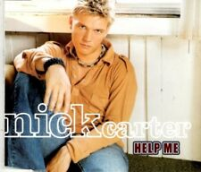 NICK CARTER Help me 4 TRACK CD  NEW - NOT SEALED