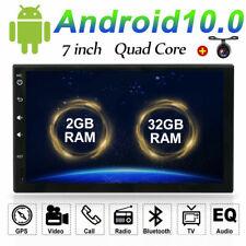 32GB Android10.0 2 DIN Autoradio mit GPS Navi DAB FM RDS WiFi 2.5D Touchscreen