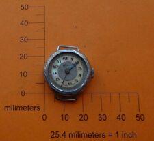 OLD Vintage RETRO SWISS  lady's watch  MEDA    JEWELS ORIGINAL 1930
