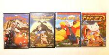 Wallace & Gromit Stuart Little 2 & 3 Dvd