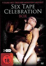Sex Tape Celebration Box | Erotik | 9 Filme | 800 Minuten | Beauties [FSK18] DVD