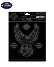 Harley Davidson sticker aufkleberset modelo upwing Eagle MD Matt