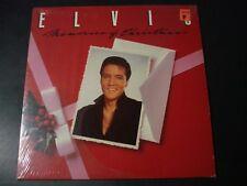 ELVIS PRESLEY MEMORIES OF CHRISTMAS LP RECORD