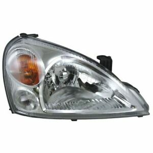 FIT FOR SZ AERIO 2002 2003 2004 2005 2006 2007 HEADLIGHT RIGHT PASSENGER SIDE