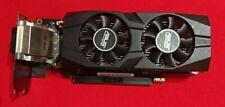 ASUS GeForce GTX 1050Ti LP OC Edition 4GB NVIDIA HHHL Low Profile Grafikkarte