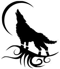 Lobo Animal Ciervo Mylar plantilla Artesanía Decoración de Hogar Pintura Pared Arte 125/190 micras