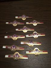 10 Elvis Presley Cigar Bands - NOS - Hand Made - Imported - Labels - Embossed