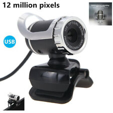 USB2.0 50 Megapixel HD Camera Web Cam 360 Degree with MIC Clip-on for Skyp W5Y4