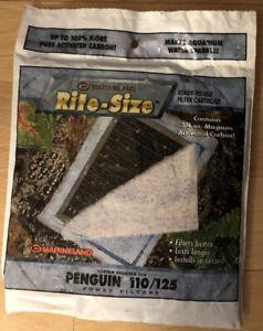 Marineland Rite Size Penguin 110/125 Power Filter Fish Tank Cartridge PA 0132