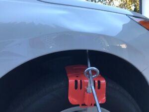 Paintless Dent Repair Tire Support