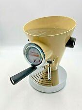 Bugatti diVa Designer Siebträger Espresso-Maschine / Kaffeemaschine mit Zubehör