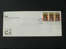 USA 1984 FDIC FDC Scott#2071 -50 Anniversary 3 x 20c