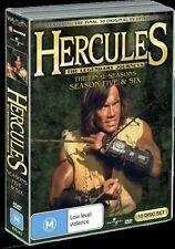 Hercules - The Legendary Journeys : Season 5 + 6 (DVD, 10-Disc Set) BRAND NEW