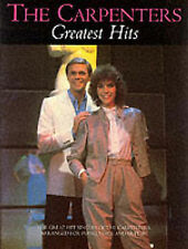The Carpenters: Greatest Hits (Piano Vocal Guitar) by Carpenters (Artist), NEW B