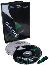 Software Sign Making cutting for vinyl express UScutter TITAN Master WINPCSIGN