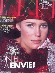▬►Elle 2493 de 1993 Linsey_Isabelle Huppert_Anny Duperey_Mode Style Anglais