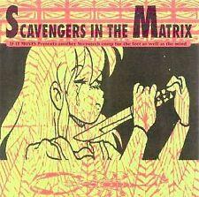 SCAVENGERS IN THE MATRIX CD Killing Floor Pain Emission Hate Dept Slave Unit STG