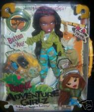 BRATZ ADVENTURE GIRLZ SASHA DOLL NIP!