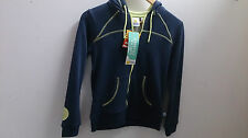 Cancer Council Girls hoodie zip up jacket size 10