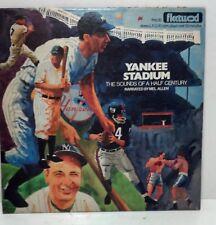 "'73 Fleetwood Record ""Yankee Stadium The sounds of a half century""  Mel Allen"