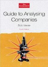The Economist Guide To Analysing Companies-Bob Vause, 9781861973917