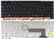 Tastiera ITA Nero Fujitsu Siemens Amilo AMILO PI1505 PI1510 PI2515 L6820