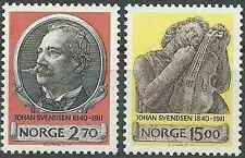 Timbres Musique Norvège 1007/8 ** lot 18236