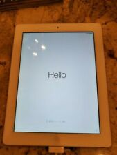 Apple iPad 3rd Gen. 64GB, Wi-Fi + Cellular (AT&T), 9.7in - White with accessory