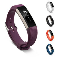 Replacement Silicone Wrist Bracelet Band Buckle Strap for Fitbit Alta Wristband