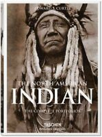 North American Indian : The Complete Portfolios, Hardcover by Curtis, Edward ...