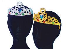 Diadem Princess mit Steinchen Prinzessin Krone Kostümkrone
