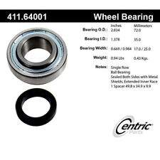 Axle Shaft Bearing Kit-Wagon Rear Centric 411.64001