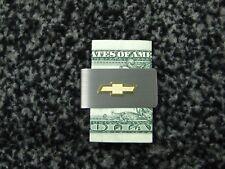 CHEVY LOGO PIN MONEY CLIP
