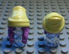 gelb lila Sliven Slewen Schlangenkopf Snake Neu Lego Ninjago Figur Sleven