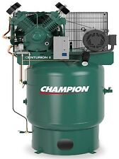 CHAMPION VRV7-8-1P-230 AIR COMPRESSOR 7.5 HP W/ATD ACAC AND AIR DRYER CRN25-F