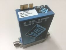 Unit 1660 Mass Flow Controller 150 SCCM HBR, Used, #141