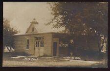 HARMONY MN Minnesota c1910 RP Town Pumping Station