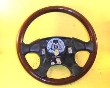 VW Golf III 3/4 radios volante de cuero volante madera 1h0064242 polo 6n original