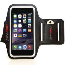 "JAMHard Armband Iphone 6 6s Running Sports Key Holder Case 4.7"" Black Gym Boxed"