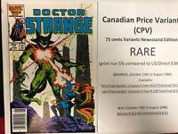 Doctor Strange (1986) # 77 (NM) Canadian Price Variant CPV...