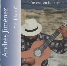 Andres Jimenez El Jibaro/ Yo creo en la Libertad CD