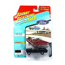 Johnny Lightning JLCG019A-1 Ford Ranchero schwarz Maßstab 1:64 / 3 Inch NEU!°