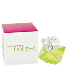 Believe Perfume By BRITNEY SPEARS FOR WOMEN 1 oz Eau De Parfum Spray 446561