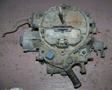 1983 ROCHESTER QUADRAJET CARB #: 17083204, 83 CHEVY, CHEVROLET WITH AT
