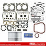 Fits 99-05 Subaru Impreza 2.5L SOHC Full Gasket Set + Bolts Kit + Silicone EJ25