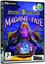 Mystery Case Files: Madame Fate (PC CD).